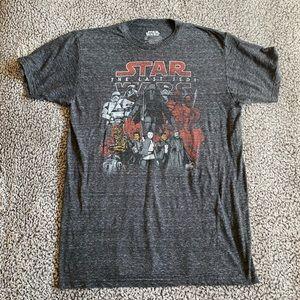 Star Wars branded Fifth Sun the last Jedi t-shirt